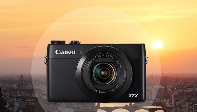 PowerShot G7X, una compatta Canon per professionisti e appassionati