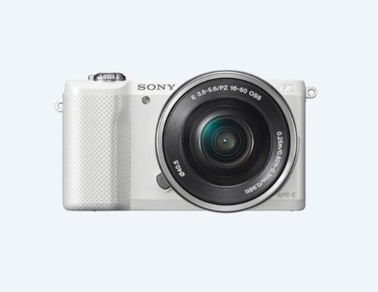 Recensione fotocamera digitale Sony Alpha a5000