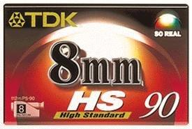 La miglior videocassetta Hi-8? La nostra scelta!
