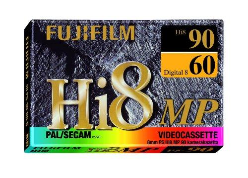 Fujifilm 90min 8 HI8videocamera nastro: la nostra impressione