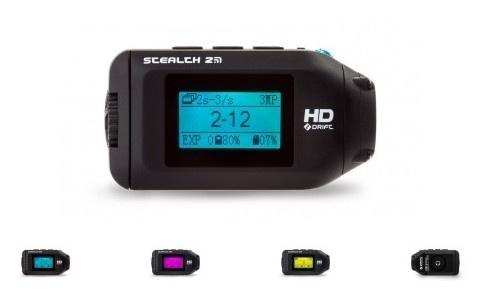 Drift Stealth 2: la videocamera più piccola in commercio
