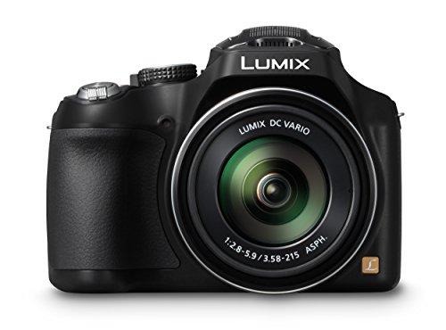 Panasonic Lumix DMC FZ72 fotocamera digitale con sensore MOS da 161 Megapixel effettivi