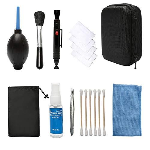 Kit professionale per KooKen di pulizia per obiettivi fotografici e fotocamere reflex digitali