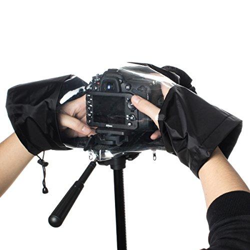 copertura parapioggia per fotocamera